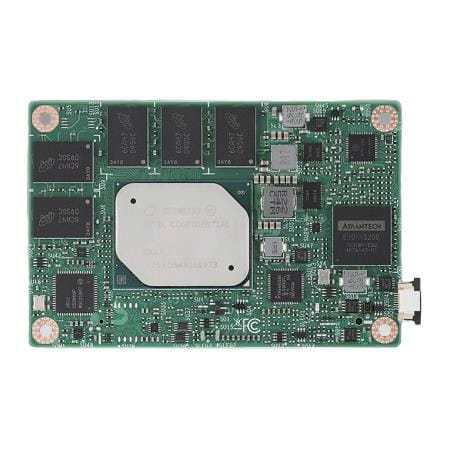 PCT Touch ADVANTECH FPM-D18W-AE 18.5 Display Module